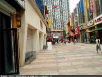 万达金街门市:位置好 举架6米两层12米