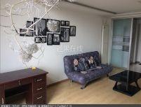 万科新榆公馆 1室精装 看房子方便